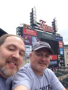 Mark attended Detroit Tigers vs. New York Yankees - MLB on Sep 12th 2019 via VetTix