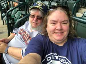 Michael attended Detroit Tigers vs. New York Yankees - MLB on Sep 12th 2019 via VetTix