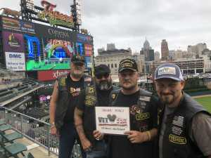John attended Detroit Tigers vs. New York Yankees - MLB on Sep 12th 2019 via VetTix