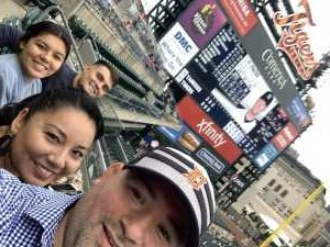Gabriel attended Detroit Tigers vs. New York Yankees - MLB on Sep 12th 2019 via VetTix