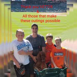 Jason attended Detroit Tigers vs. New York Yankees - MLB on Sep 12th 2019 via VetTix