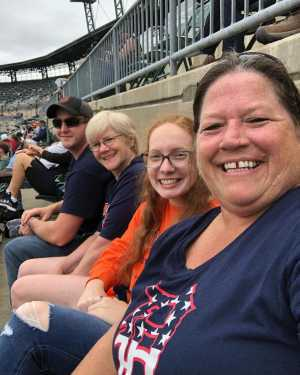 Harley attended Detroit Tigers vs. New York Yankees - MLB on Sep 12th 2019 via VetTix