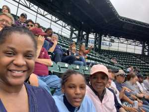NICOLE attended Detroit Tigers vs. New York Yankees - MLB on Sep 12th 2019 via VetTix