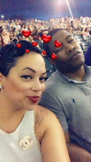 Jessieca attended Nelly, Tlc and Flo Rida on Aug 23rd 2019 via VetTix