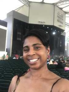 LaShada attended Nelly, Tlc and Flo Rida on Aug 23rd 2019 via VetTix