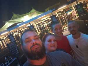 ANGELA attended Nelly, Tlc and Flo Rida on Aug 23rd 2019 via VetTix