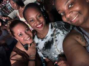 TB attended Nelly, Tlc and Flo Rida on Aug 23rd 2019 via VetTix