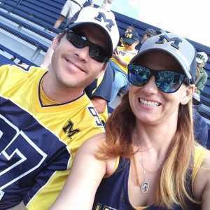 cody attended University of Michigan vs. Army - NCAA Football **military Appreciation Game** on Sep 7th 2019 via VetTix