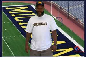 Mike B attended University of Michigan vs. Army - NCAA Football **military Appreciation Game** on Sep 7th 2019 via VetTix