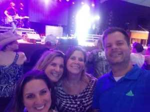 Laurine attended 93. 1 Wpoc Presents: Lee Brice - Country on Aug 22nd 2019 via VetTix