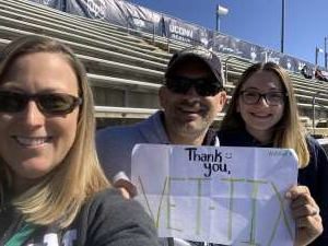 Steven attended University of Connecticut Huskies vs. USF Bulls - NCAA Football on Oct 5th 2019 via VetTix