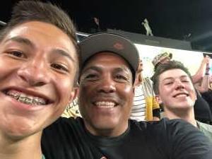 John attended Colorado Buffaloes vs. Colorado State - NCAA Football on Aug 30th 2019 via VetTix