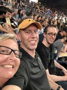 Montell attended Colorado Buffaloes vs. Colorado State - NCAA Football on Aug 30th 2019 via VetTix