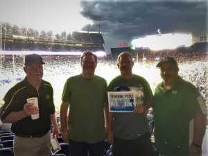 Mark attended Colorado Buffaloes vs. Colorado State - NCAA Football on Aug 30th 2019 via VetTix