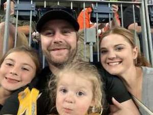 Craig attended Colorado Buffaloes vs. Colorado State - NCAA Football on Aug 30th 2019 via VetTix