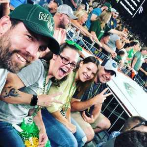 Sandi attended Colorado Buffaloes vs. Colorado State - NCAA Football on Aug 30th 2019 via VetTix