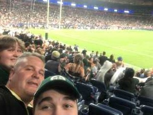 Jeff attended Colorado Buffaloes vs. Colorado State - NCAA Football on Aug 30th 2019 via VetTix