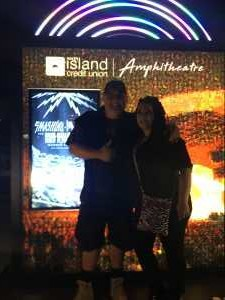John attended The Smashing Pumpkins & Noel Gallagher's High Flying Birds - Alternative Rock on Aug 28th 2019 via VetTix