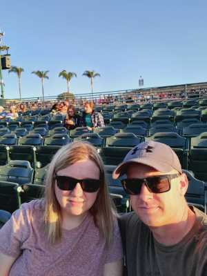 Eric attended The Smashing Pumpkins & Noel Gallagher's High Flying Birds - Alternative Rock on Aug 28th 2019 via VetTix