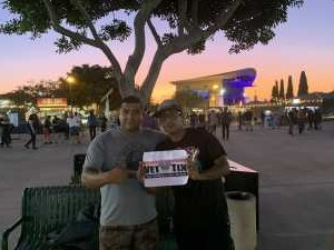 napoleon attended The Smashing Pumpkins & Noel Gallagher's High Flying Birds - Alternative Rock on Aug 28th 2019 via VetTix
