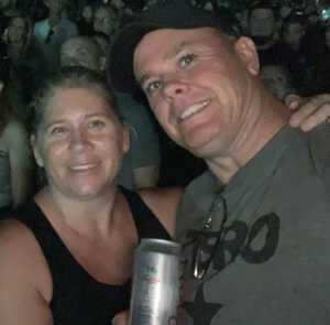 Tom attended The Smashing Pumpkins & Noel Gallagher's High Flying Birds - Alternative Rock on Aug 28th 2019 via VetTix