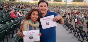 Michael attended The Smashing Pumpkins & Noel Gallagher's High Flying Birds - Alternative Rock on Aug 28th 2019 via VetTix