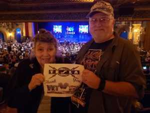 'Rubicon' Wooly attended Tesla - Pop on Sep 6th 2019 via VetTix