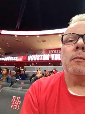 Jason attended University of Houston Cougars vs. Wichita State - NCAA Women's Volleyball on Nov 3rd 2019 via VetTix