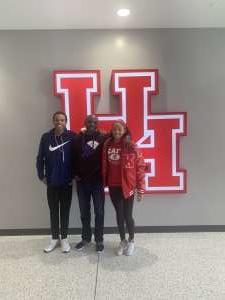 David attended University of Houston Cougars vs. Wichita State - NCAA Women's Volleyball on Nov 3rd 2019 via VetTix