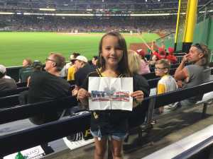 Click To Read More Feedback from Pittsburgh Pirates vs. St. Louis Cardinals - MLB