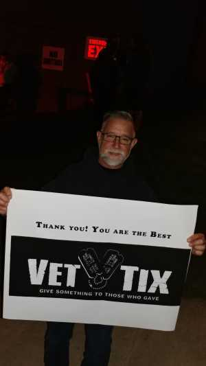 Michael attended The Who: Moving on - Pop on Sep 8th 2019 via VetTix