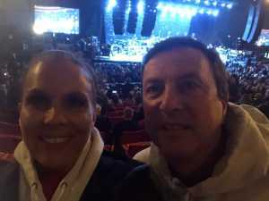 Jessica attended The Who: Moving on - Pop on Sep 8th 2019 via VetTix