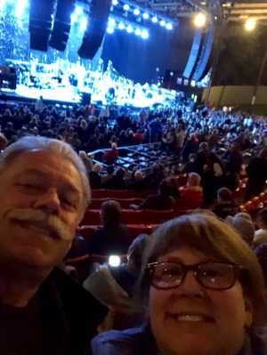 Gerald attended The Who: Moving on - Pop on Sep 8th 2019 via VetTix