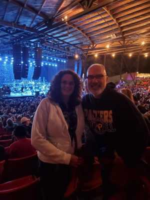 Stephen attended The Who: Moving on - Pop on Sep 8th 2019 via VetTix