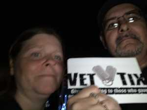 Rafael attended The Who: Moving on - Pop on Sep 8th 2019 via VetTix