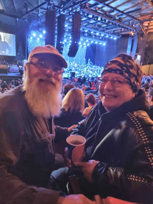 Peter attended The Who: Moving on - Pop on Sep 8th 2019 via VetTix