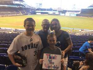 Click To Read More Feedback from Miami Marlins vs. Kansas City Royals - MLB
