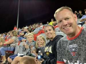 Nate attended Loudoun United FC vs. Nashville SC - USL on Sep 28th 2019 via VetTix