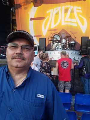 Dennis attended Peter Frampton Finale - the Farewell Tour - Pop on Sep 10th 2019 via VetTix