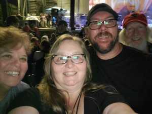 Jennifer attended Peter Frampton Finale - the Farewell Tour - Pop on Sep 10th 2019 via VetTix