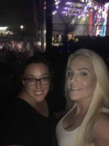 Royal Amber attended Peter Frampton Finale - the Farewell Tour - Pop on Sep 10th 2019 via VetTix