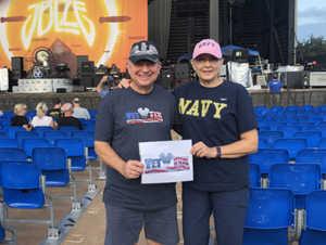 Robert attended Peter Frampton Finale - the Farewell Tour - Pop on Sep 10th 2019 via VetTix