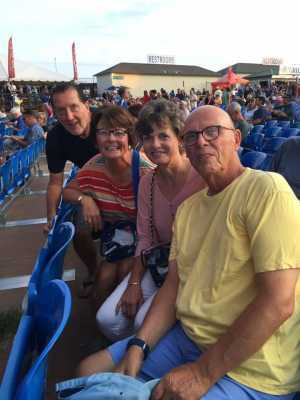 Jeffrey Puskas attended Peter Frampton Finale - the Farewell Tour - Pop on Sep 10th 2019 via VetTix