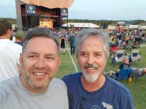Richard LeBlanc attended Peter Frampton Finale - the Farewell Tour - Pop on Sep 10th 2019 via VetTix