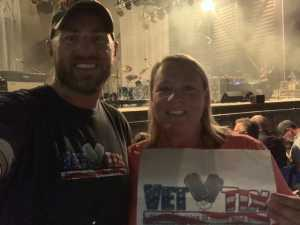Brian attended Peter Frampton Finale - the Farewell Tour - Pop on Sep 10th 2019 via VetTix