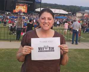 Andrea attended Peter Frampton Finale - the Farewell Tour - Pop on Sep 10th 2019 via VetTix