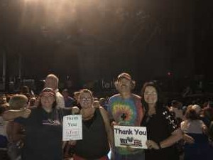 Jandy attended Peter Frampton Finale - the Farewell Tour - Pop on Sep 10th 2019 via VetTix