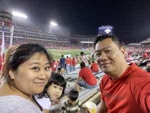 tsz yeung attended University of Houston Cougars vs. Navy - NCAA Football on Nov 30th 2019 via VetTix