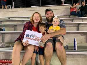 Scott attended University of Houston Cougars vs. Navy - NCAA Football on Nov 30th 2019 via VetTix