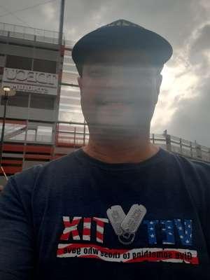Jonathan attended University of Houston Cougars vs. Navy - NCAA Football on Nov 30th 2019 via VetTix